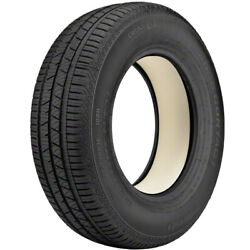 4 New Continental Crosscontact Lx Sport - 255/45r20 Tires 2554520 255 45 20