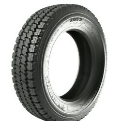 4 New Michelin Xds 2 - 225/70r19.5 Tires 22570195 225 70 19.5