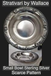 Strativari By Wallace Sterling Silver 925 4.3 Ounces Buy It At Near Melt Value