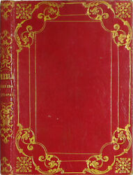 1835 Puebla History Commerce Agriculture - Fine Binding