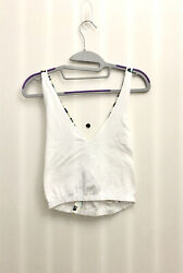 Cross-Back Crop Top - XL Pre-Owned Good Condition $6.20