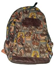 Disney Store Star Wars Story Han Solo Book Bag Lando Nest Backpack Adults NEW $25.70