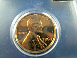 United States 1960 - Large Date Wheat Cent - Proof  4kp-3