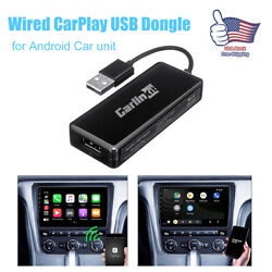 Android Car Radio Plug And Play Carplay Usb Dongle For Support Ios Iphone Car