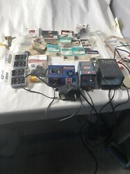 Huge Lot Of Racing Car Parts, Engine And Charger. 1b
