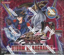 Yugioh Storm Of Ragnarok Booster Box Blowout Cards