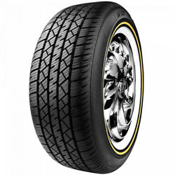 4 Vogue Custom Built Radial Wide Trac Touring Tyre Ii - P225/60r16 225 60 16
