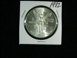 Mexico 1982 Libertad Hand Picked Gem Uncirculated From Original Rolls