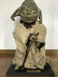 Star Wars Life Size Yoda Movie Replica 1994 Illusive Concepts Limited 8153 Dhl