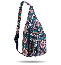 Vera Bradley Sling Backpack Home to Hogwarts *Brand New* $119.99