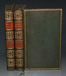 30 Years In India Soldierandrsquos Reminiscences 1808-1838 Fine Binding 2 Vol 1839 1st