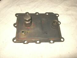 Harley Davidson Jd Transmission Gearbox Top Plate Cover