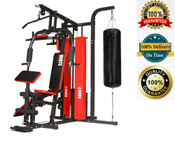 Solid Atlas Hertz Boxer 4-stations Gym High Product Quality