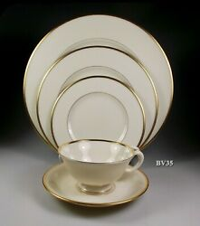 Lenox Mansfield 5 Piece Place Setting - Settings - Perfect - Unused