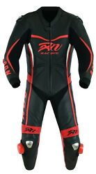 Mens Bespoke Leather Racing Suits Biker Motorcycle Motorbike Ce Approved Armour