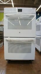 Ge Profile 30 Electric Double Wall Oven   Pt7550dfww   10 Cu.ft. Total Capacity