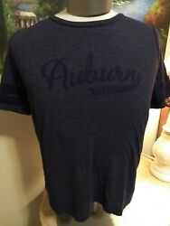 Auburn Tigers Shirt Nwt Size Large Auburn Spell Out New With Tags Go Tigers