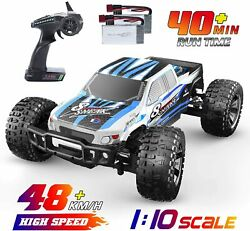 Rc Monster Trucks Car High Speed 4wd 2.4ghz Off-road Boys Gift For Kids