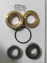 New Karcher 8.725-418.0 U Seal Kit W Brass For Hotsy Pressure Washer Pumps