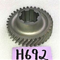 Used Oem 53 - 68 Triumph Tr2/tr4a Gearbox Countershaft Constant Mesh Gear H692