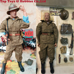 1/6 Scale Russian Special Forces Soldier Action Figure Model 12 Body Toys
