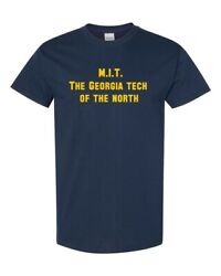 M.I.T. The Georgia Tech of the North Funny T Shirt
