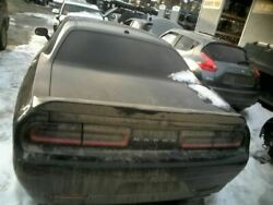 Trunk/hatch/tailgate With Spoiler Painted Fits 15-17 Challenger 7947717