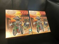 Wonder Festival 2020 Winter M1 Kanegon Tricycle Bicycle Blue Red Ver. Set Ultra