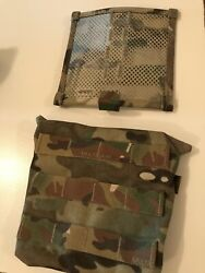 Velocity Systems Body Armor Side Plate Pouch Multicam Molle Vpb-3 Nos K