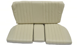 Back Seat Emergency Seats Childand039s Seat For Mercedes Sl R/w107 Parchment New