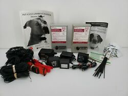 Radio Fence Transmitter Adapter Petsafe Rf-1001 Containment System Electric In-g