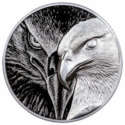 10 Oz Silver Mayer Mint Ultra High Relief And Incuse Round Brilliant Uncirculated