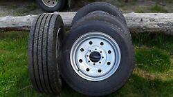 Triangle Tr685 Trailer Tires 225/70r19.5andnbsp