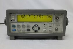 Hp 53150a 20ghz Microwave Frequency Counter/power Meter