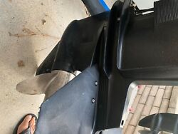 Mercury 150hp 2 Stroke Outboard Lower Unit With 25 Shaft