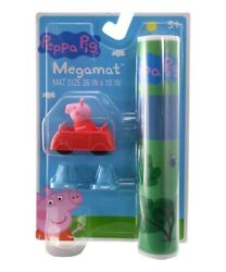 New Peppa Pig Megamat Vehicle Included