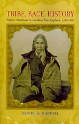 Tribe, Race, History Native Americans In Southern New England, 1780-1880, P...