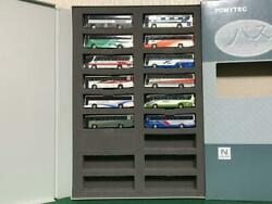 Tomytec Bus Collection 10th Edition 12 Cases With Special Case And Secret Japan