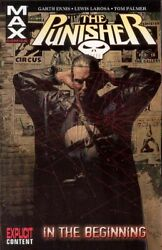 Punisher Max Tpb Volume 1 In The Beginning Softcover Graphic Novel