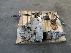 Mitsubishi Galant Vr-4 5-speed Manual Transmission Gearbox Getriebe From 4g63t