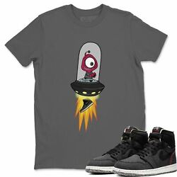 Aj 1 Zoom Crater Sneaker Shirts - Alien Sneaker Matching Outfits