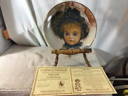 Vtg 1978 The Doll Collection Of Old French Dolls The Bru 1st Limited Edition