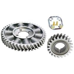 1949-53 Offenhauser Flathead Ford Timing Gear/lock Plate Kit