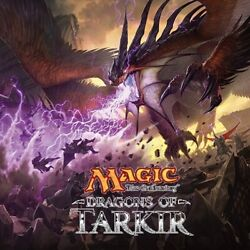 English Dragons Of Tarkir Dtk Complete Uncommon And Common Set X4 Magic Mtg Mint