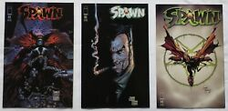Spawn Comic Books - 13 Issues
