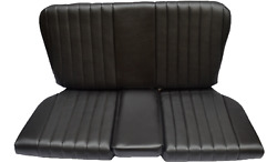 Back Seat Emergency Seats Child's Seat For Mercedes Sl R/w107, Black Top