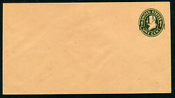 U492a Rare Surcharged Postal Stationary Entire Envelope With Pf Cert Upss 3133