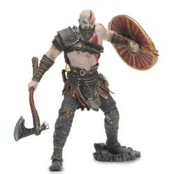 New 7 In. Neca God Of War 4 Kratos Pvc Action Figure Ghost Of Sparta Kratos Col