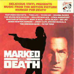 Delicious Vinyl Presents Music From The Motion Picture Marked For Death 1990 New