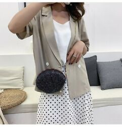 Small Bag Shoulder Handbags Phone Money Pouch Chain Crossbody Bags For Women $12.99